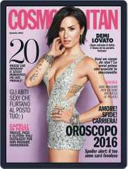 Cosmopolitan Italia (Digital) Subscription January 1st, 2016 Issue