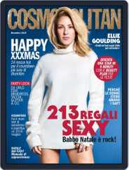 Cosmopolitan Italia (Digital) Subscription December 1st, 2015 Issue