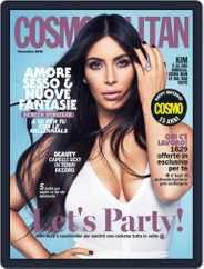 Cosmopolitan Italia (Digital) Subscription November 1st, 2015 Issue