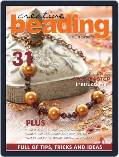 Creative Beading (Digital) June 1st, 2020 Issue Cover