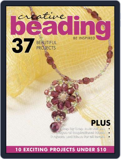 Creative Beading (Digital) December 1st, 2019 Issue Cover