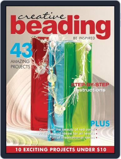 Creative Beading (Digital) October 15th, 2019 Issue Cover