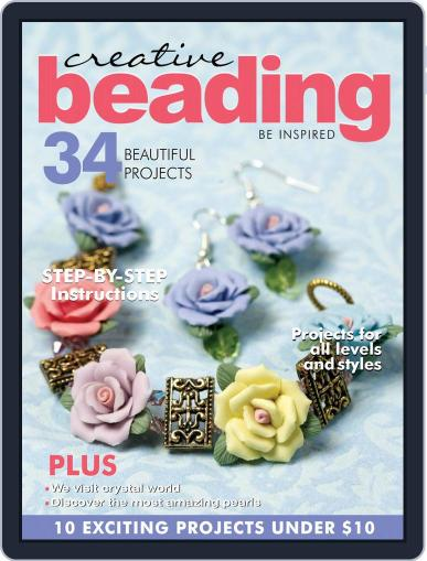 Creative Beading (Digital) October 1st, 2019 Issue Cover