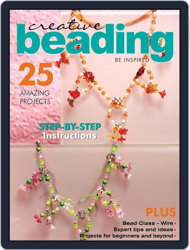 Creative Beading (Digital) July 1st, 2019 Issue Cover