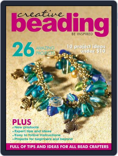 Creative Beading (Digital) June 1st, 2019 Issue Cover