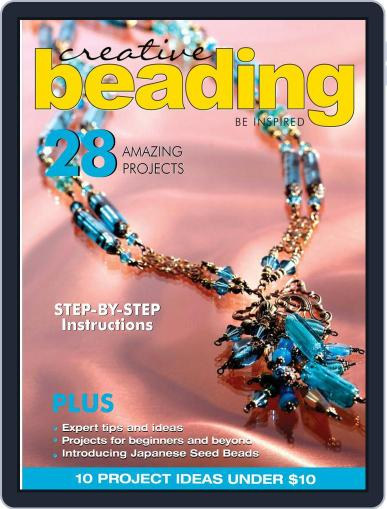 Creative Beading (Digital) March 1st, 2019 Issue Cover