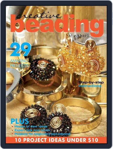 Creative Beading (Digital) January 1st, 2019 Issue Cover