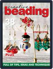 Creative Beading (Digital) Subscription November 1st, 2018 Issue