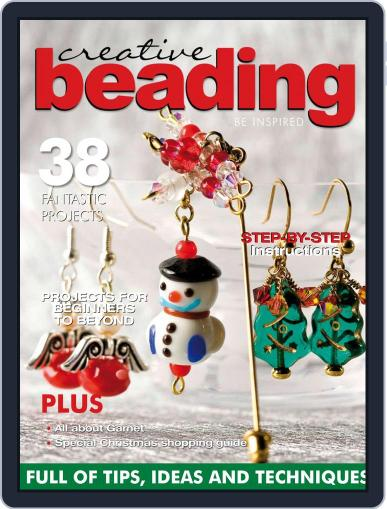Creative Beading (Digital) November 1st, 2018 Issue Cover