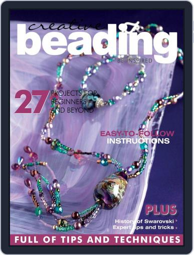 Creative Beading (Digital) June 1st, 2018 Issue Cover