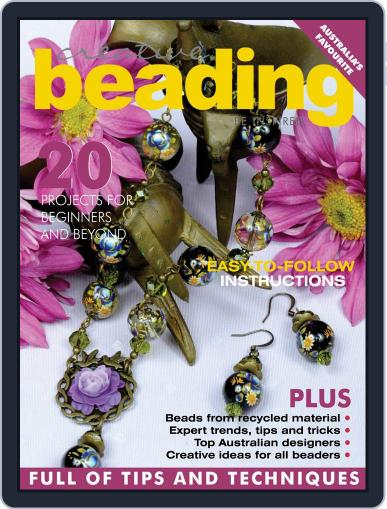 Creative Beading (Digital) March 1st, 2018 Issue Cover
