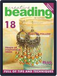 Creative Beading (Digital) Subscription January 1st, 2018 Issue