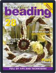 Creative Beading (Digital) Subscription May 1st, 2017 Issue