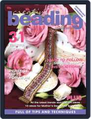 Creative Beading (Digital) Subscription March 1st, 2017 Issue