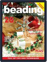 Creative Beading (Digital) Subscription September 1st, 2016 Issue