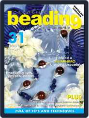 Creative Beading (Digital) Subscription August 1st, 2016 Issue