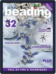Creative Beading (Digital) Subscription November 10th, 2015 Issue