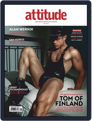 Attitude (Digital) June 1st, 2020 Issue Cover