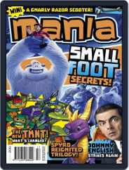 Mania (Digital) Subscription October 1st, 2018 Issue