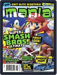 Mania (Digital) Subscription September 1st, 2018 Issue