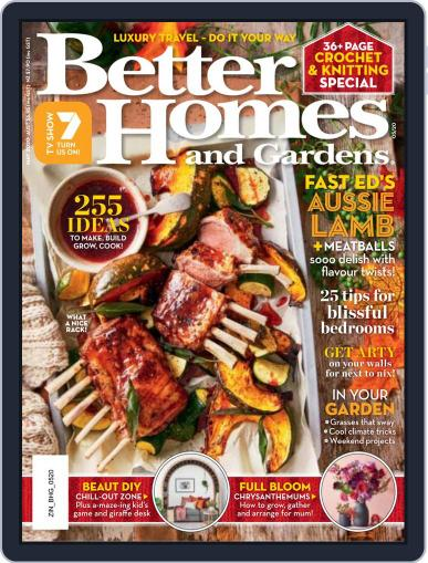 Better Homes and Gardens Australia (Digital) May 1st, 2020 Issue Cover