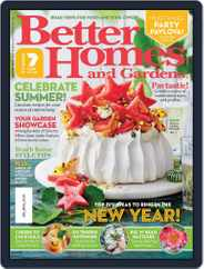 Better Homes and Gardens Australia (Digital) Subscription January 1st, 2020 Issue