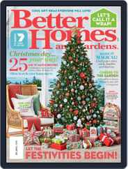 Better Homes and Gardens Australia (Digital) Subscription December 7th, 2019 Issue