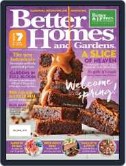 Better Homes and Gardens Australia (Digital) Subscription October 1st, 2019 Issue