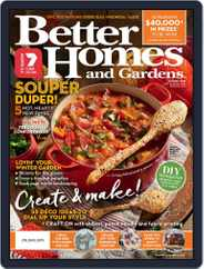 Better Homes and Gardens Australia (Digital) Subscription August 1st, 2019 Issue