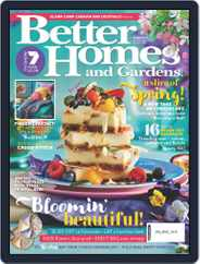Better Homes and Gardens Australia (Digital) Subscription October 1st, 2018 Issue