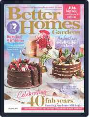 Better Homes and Gardens Australia (Digital) Subscription August 1st, 2018 Issue