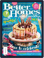 Better Homes and Gardens Australia (Digital) Subscription January 1st, 2018 Issue