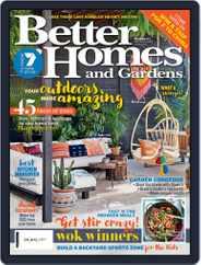 Better Homes and Gardens Australia (Digital) Subscription November 1st, 2017 Issue