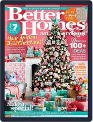Better Homes and Gardens Australia (Digital) Subscription December 1st, 2016 Issue