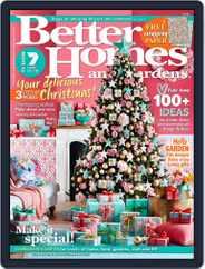 Better Homes and Gardens Australia (Digital) Subscription December 1st, 2016 Issue