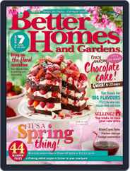 Better Homes and Gardens Australia (Digital) Subscription August 1st, 2016 Issue