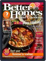 Better Homes and Gardens Australia (Digital) Subscription May 25th, 2016 Issue