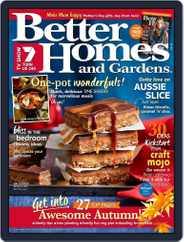 Better Homes and Gardens Australia (Digital) Subscription March 31st, 2016 Issue