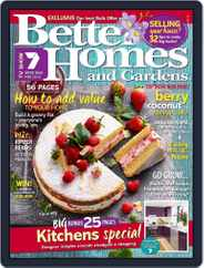Better Homes and Gardens Australia (Digital) Subscription February 4th, 2016 Issue