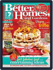 Better Homes and Gardens Australia (Digital) Subscription December 10th, 2015 Issue