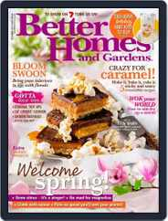 Better Homes and Gardens Australia (Digital) Subscription August 20th, 2015 Issue