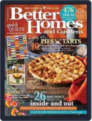 Better Homes and Gardens Australia (Digital) Subscription June 26th, 2015 Issue