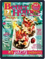 Better Homes and Gardens Australia (Digital) Subscription December 12th, 2014 Issue