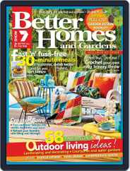 Better Homes and Gardens Australia (Digital) Subscription September 25th, 2014 Issue