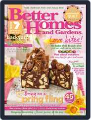 Better Homes and Gardens Australia (Digital) Subscription August 29th, 2014 Issue