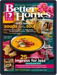 Better Homes and Gardens Australia (Digital) Subscription June 30th, 2014 Issue
