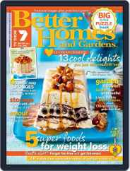 Better Homes and Gardens Australia (Digital) Subscription January 7th, 2014 Issue
