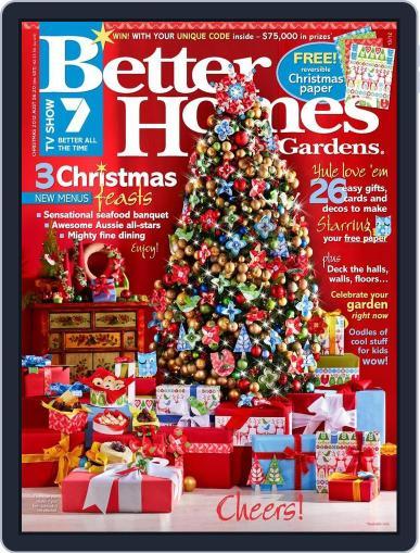 Better Homes and Gardens Australia (Digital) November 21st, 2012 Issue Cover