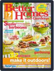 Better Homes and Gardens Australia (Digital) Subscription January 24th, 2012 Issue