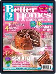 Better Homes and Gardens Australia (Digital) Subscription October 1st, 2011 Issue